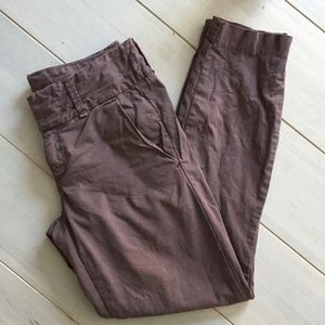 J. Crew Andie Chino Ankle Pant